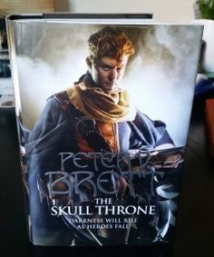 http://thefantasybookcollector.com/my-rare-signed-fantasy-books/the-skull-throne-by-peter-v-brett-demon-cycle-4/#jp-carousel-2980p