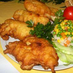 Egy finom Lángostésztába bújt csirkemell ebédre vagy vacsorára? Lángostésztába bújt csirkemell Receptek a Mindmegette.hu Recept gyűjteményében! Lunch, Meat, Chicken, Recipes, Food, Eat Lunch, Essen, Meals, Eten