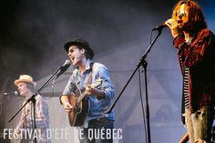Current swell - FEQ Québec city - july 9th 2015