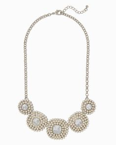 charming charlie | Royal Statement Necklace | UPC: 400000210094 #charmingcharlie