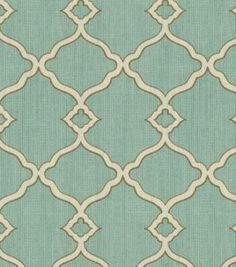Create some pretty outdoor pillows for your patio with this @Waverly Sun N Shade outdoor fabric! #waverize #fabric