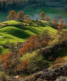 Valles pasiegos | Cantabria | Spain