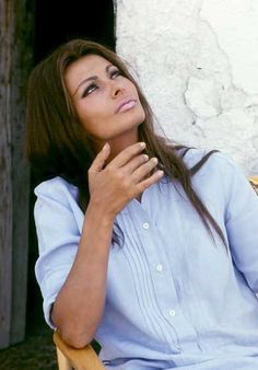 Sophia Loren by Milton Greene