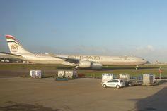 Etihad Airways проводит короткую распродажу билетов