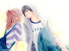 cute-anime-couple-wallpaper-ao-haru-ride-blue-spring-ride-aoharaido-HD-mabuchi-kou-yoshioka-futaba-uchida-maaya-kaji-yuki.jpg (1280×960)