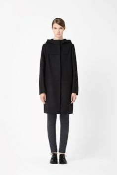 Wool mix duffle coat - how, how can this be oos already?! They'd better make m