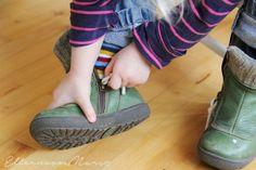 10 einfache Garderobentipps nach Montessori