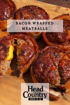 Bacon Wrapped Meatballs | Cheese Stuffed Bacon Wrapped BBQ Meatballs | Best Meatball Recipe Best Bbq Recipes, Fun Easy Recipes, Barbecue Recipes, Delicious Recipes, Favorite Recipes, Best Thanksgiving Recipes, Best Christmas Recipes, Bacon Appetizers, Appetizers For Party
