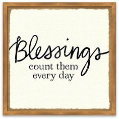 Blessings of Home Framed Canvas Art Print ($31) ❤ liked on Polyvore featuring home, home decor, wall art, typography wall art, canvas home decor, typography canvas wall art, word wall art and word canvas wall art