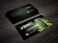 7 best it works business cards images on pinterest business card it works business cards colourmoves