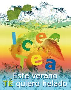 Té Helado - Ice Tea Tea, Shop, Shopping, Iced Tea, Teas, Tees, Store