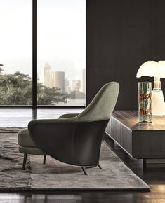Minotti Angie Armchairs are created and designed to compliment the Minotti Collections for residence or hospitality. All Minotti armchairs, sofas and furniture is designed and Made in Italy.To find out more contact the Minotti Showroom on 020 7323 Zaha Hadid Design, Sofa Furniture, Sofa Chair, Furniture Design, Minotti Furniture, Chair Cushions, Furniture Ideas, Fabric Armchairs, Décor Boho
