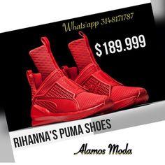 Puma Rihanna ALAMOSMODA  COMPRA SEGURA! Domicilios...