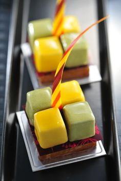 Products - Thomas Trillion - patisserie with passion