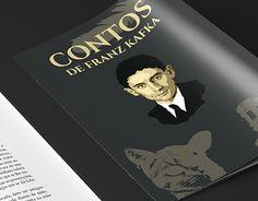 "Check out new work on my @Behance portfolio: ""Projeto gráfico do livro ""Contos"", de FranzKafka"" http://be.net/gallery/54678215/Projeto-grafico-do-livro-Contos-de-FranzKafka"