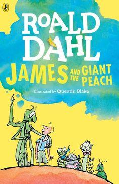 Happy Birthday Roald Dahl – James & the Giant Peach Excerpt & Giveaway