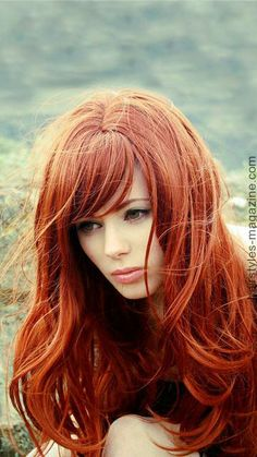 Take Ideas from Red Hair Girls 2014 If you Want to Dye your Hair Red! - Hairstyles Magazine