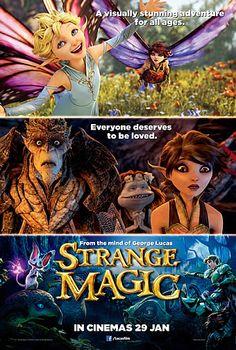 Strange Magic – Review