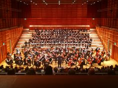 University Chorus and Orchestra, conducted by Susan Wanless, in 'Sounding Shakespeare,' Colyer-Fergusson Hall, 10 December, 2016. University Of Kent, 10 December, Shakespeare, Orchestra, Music, Musica, Musik, Music Games, Music Activities