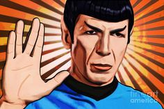 """Even though the show always said Spock was Vulcan, I was sure he had some Mexican in him. Side by side pictures of Spock and my dad beg the question, """"Might they even be brothers?"""" Don't go nuts ..."""