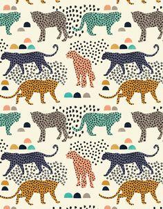 Lamai McCartan print & pattern