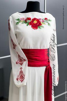 """Платья ручной работы. Ярмарка Мастеров - ручная работа Платье """"Алина"""". Handmade."""