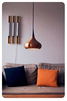 Orient light. Danish designer Jo Hammerborg 1963. Fog and Mørup.
