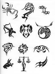 zodiaque tribal tatouages tatoos pinterest signes signe du zodiaque vierge et signes du. Black Bedroom Furniture Sets. Home Design Ideas