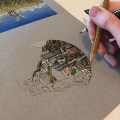 Hallstatt illustration