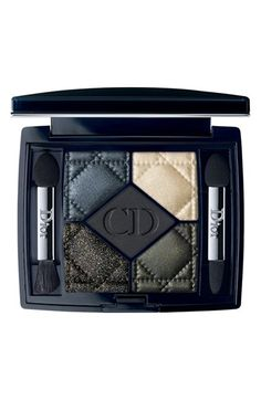 Dior '5 Couleurs' Eyeshadow Palette in 96 Pied De Poule ($60, nordstrom.com) | I had to. So pretty.