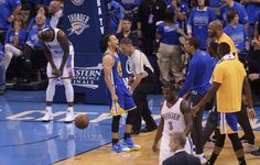 Héroïques, Klay Thompson et Stephen Curry arrachent un Game 7 !
