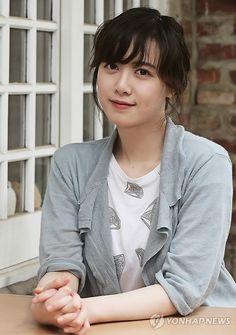 صور الممثلة Ku Hye Sun من حوار صحفي لها~   Kdrama Stars 1