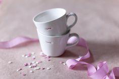Egal ob schöne Tassen..