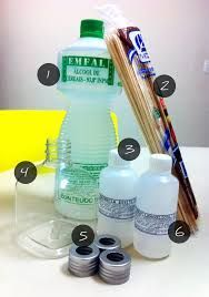 Fragrance your home for less with this: How to make a reed diffuser 1 Aromatizador de Ambientes Faça você mesmo! Aromatherapy Candles, Home Hacks, Soap Making, Spray Bottle, Tricks, Cleaning Hacks, Diy And Crafts, Creations, Diy Projects