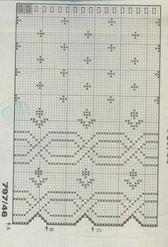 Simple curtains and tablecloth Scheme curtains Scheme square tablecloth Scheme rectangular tablecloth Filet Crochet Charts, Crochet Borders, Crochet Diagram, Crochet Motif, Crochet Doilies, Crochet Lace, Crochet Patterns, Crochet Curtain Pattern, Crochet Curtains