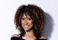Elaine Welteroth Named Editor- in-Chief of Teen Vogue and Makes Condé Nast History Black Girls, Black Women, Elaine Welteroth, Curly Hair Styles, Natural Hair Styles, Small Curls, Black African American, African American Hairstyles, African Culture