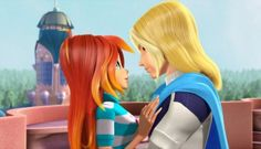 winx club sky proposed to blloom | Image - BLOOM E SKY.jpg - Winx Club Wiki