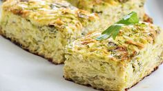 Ricotta+e+zucchine,+la+ricetta+dello+sformato+goloso