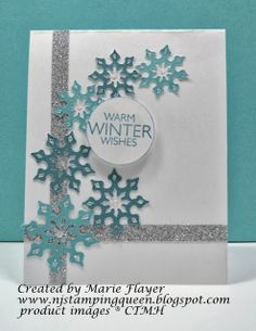 NJ Stamping Queen: Color Dare #65 with an Atlantic Hearts Sketch #25