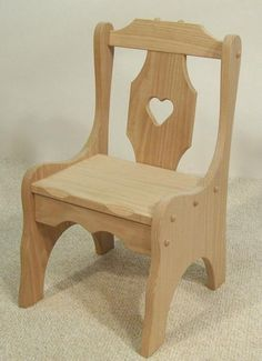 Amish Furniture Heart Child's Chair Amish Children's Furniture Collection Children are at the very heart of the Amish way of life, and this delightfully handcrafted chair - desig Western Furniture, Amish Furniture, Kids Bedroom Furniture, Recycled Furniture, Refurbished Furniture, Rustic Furniture, Inexpensive Furniture, Cheap Furniture, Furniture Cleaning