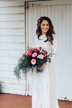 Intimate & Rustic Newrybar Wedding | Photo by Figtree Pictures http://www.figtreepictures.com/