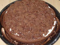 NapadyNavody.sk   Čokoládový krtko s banánmi a tvarohovým krémom Tiramisu, Pie, Ethnic Recipes, Desserts, Food, Torte, Tailgate Desserts, Cake, Deserts