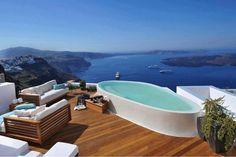 Aqua Suites, Santorini