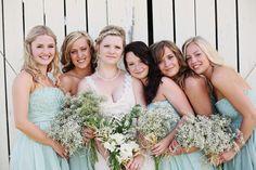 Farm Wedding In Canada - Rustic Wedding Chic