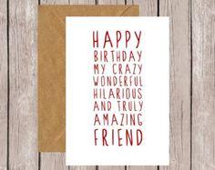 Zoete beschrijving Happy Birthday broer door LittleMushroomCards