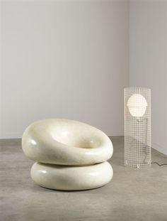 Gino Sarfatti, lampe 1102, 1975