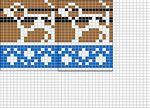 Beagle dog and paw prints Превью 35ca8ea6a273 (500x361, 73Kb)
