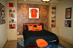 Cool Designing Tips for Teen Boys bedroom