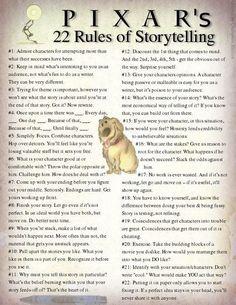 Beautiful: Storytelling the PixarWay   Christa Rose Avampato on WordPress.com.
