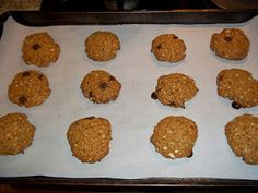 Every Sunday night I make a batch of healthy treats to last us the week for lunches and snacks so we don't get off track. I usually make a ...